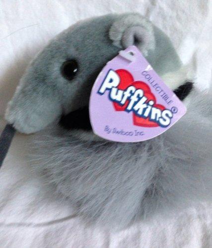 Puffkins Bean bag, NWT - Antsy, Anteater
