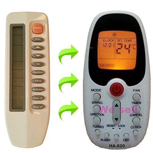 Replacement Comfort Breeze Slip Unit Air Conditioner Remote Control R71a/e (Air Breeze)