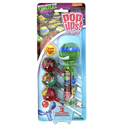 Amazon.com : Teenage Mutant Ninja Turtles Pop Ups Lollipop ...