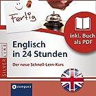 Englisch in 24 Stunden (Compact SilverLine Schnell-Lern-Kurs) Hörbuch von Emily A. Grosvenor Gesprochen von:  N.N.