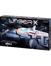 NSI 88031 Laser X - Long Range Blaster, White