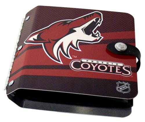 N-road Cd Rock Holder - NHL Phoenix Coyotes Rock N' Road CD Holder
