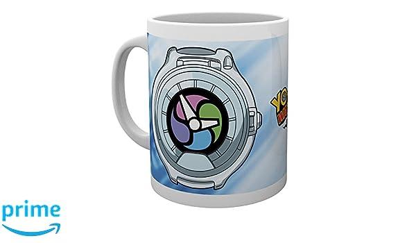 GB Eye LTD, Yo-Kai Watch, Watch, Taza: Amazon.es: Hogar