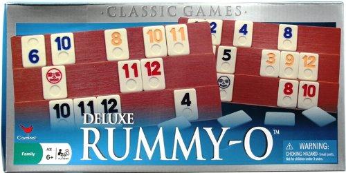 Cardinal No 850 version Rummy O