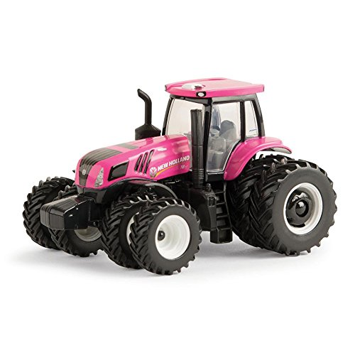 Pink Tractor (1:64 New Holland T8.410 Pink)