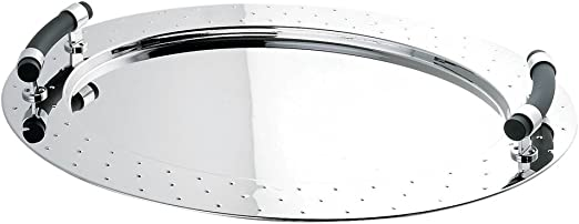Alessi Michael Graves Oval Tray with Handles MG09