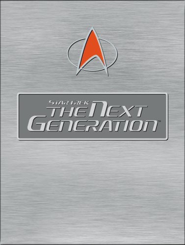 - Star Trek The Next Generation - The Complete Second Season