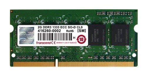 Transcend SDRAM 2 DDR3 1333 (PC3 10600) TS256MSK72V3N