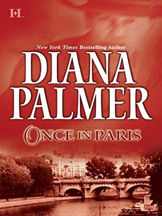 book cover of Once in Paris