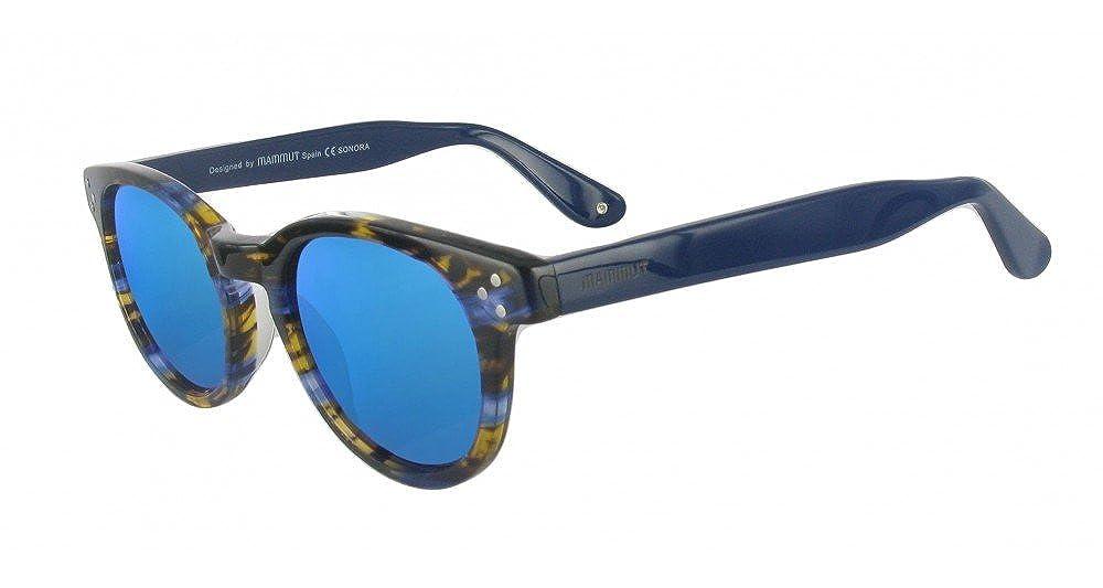 Mammut Narai Gafas de Sol, Havana/Azul, 50 Unisex: Amazon.es ...