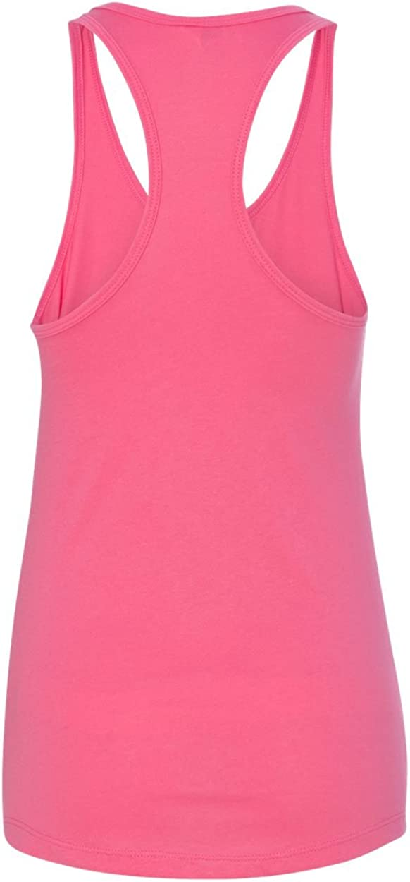 Next Level Ideal Racerback Tank Hot Pink XX-Large Pack of 5