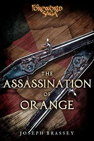 book cover of The Assassination of Orange