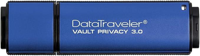 Kingston Dtvp30 16gb Speicherstick Usb 3 0 Blau Computer Zubehör
