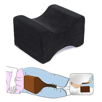 Almohada ortopédica de apoyo para la rodilla, almohada para ...