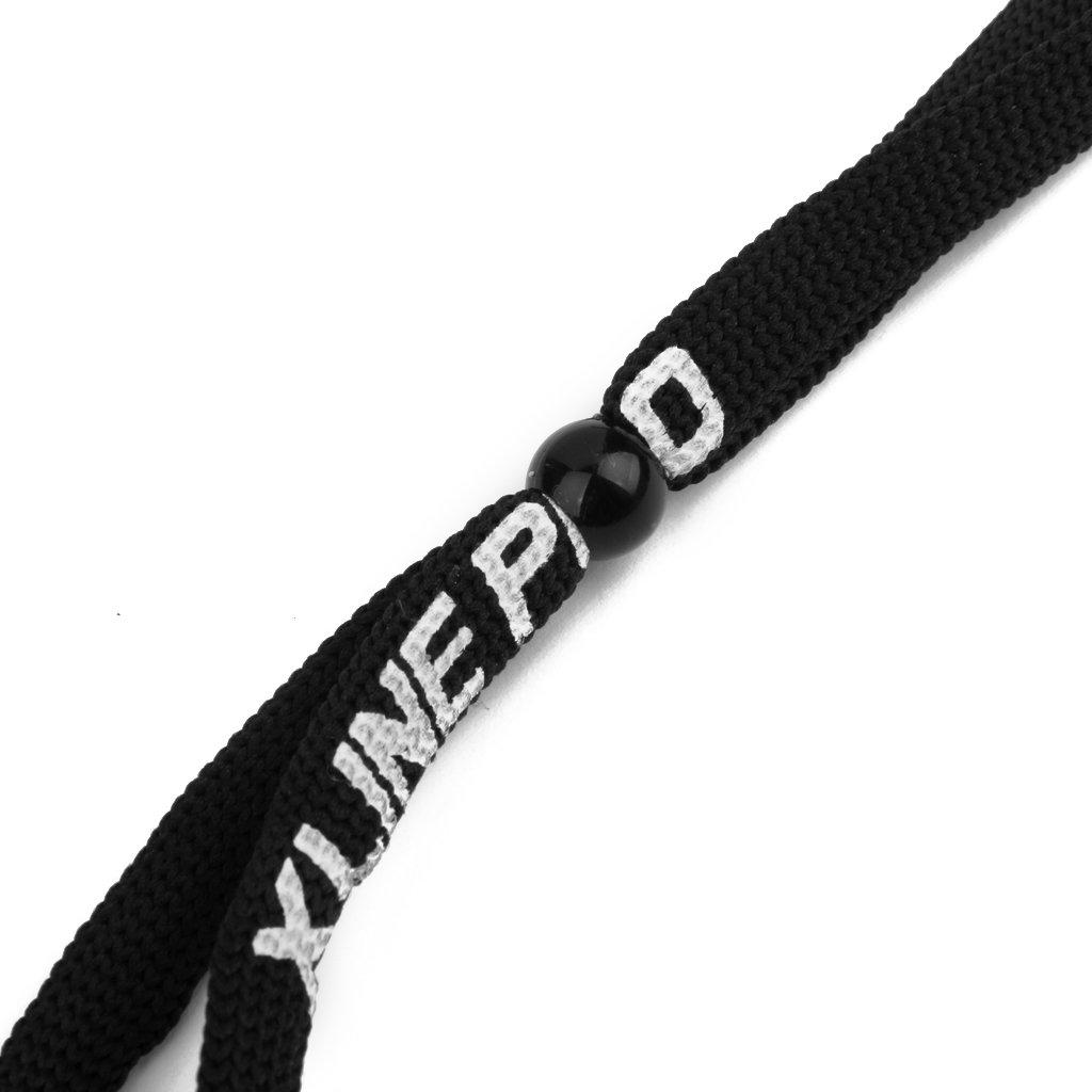 Sharplace Sport Elastico Regolabile Cinturino Catenine Cordini per Occhiali Da Sole