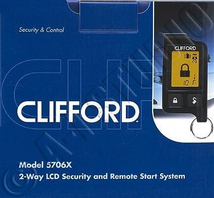 amazon com clifford 5706 x 2 way lcd hybrid system cell phones rh amazon com 3-Way Switch Wiring Diagram Light Switch Wiring Diagram