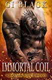 Immortal Coil (A Dragon Spirit Novel) (Volume 1) by  C.I. Black in stock, buy online here