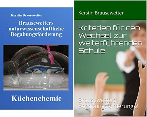 Brausewetters Begabungsförderung (Reihe in 2 Bänden)
