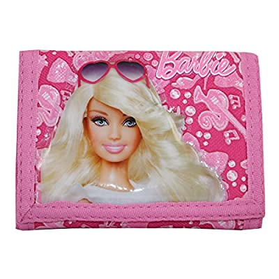 Mattel Barbie Trifold Wallet: Clothing