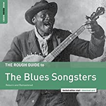 Rough Guide To The Blues Songsters LP + Download
