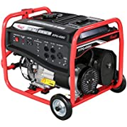 Rosewill California CARB compliant,3300 Running Watts / 3850 Starting Watts / 7.5 HP, Gas powered Portable Generator...