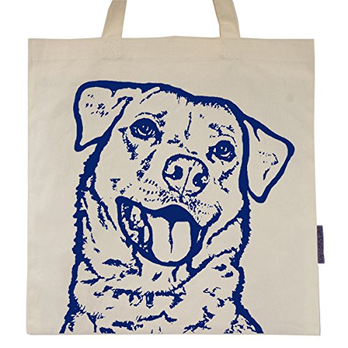 Mosquito the Chow Chow Shepherd Mix Dog Tote Bag by Pet Studio Art