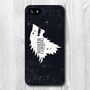 For iphone 5c Case, New Design Cool Wolf Pattern Protective Hard Phone Cover Skin Case For iphone 5c +Screen Protector