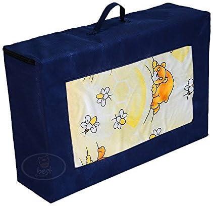 BEST FOR KIDS BEST FOR KIDS Matelas Pour Enfants 60x120 Orange