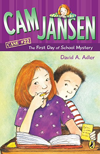 Books : Cam Jansen: the First Day of School Mystery #22