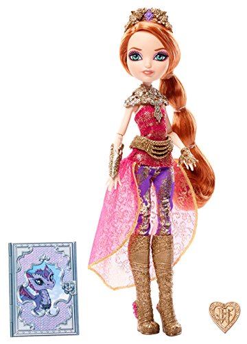 Ever After High Dragon Games Holly O'Hair Doll (Apple White Ever After High Doll)