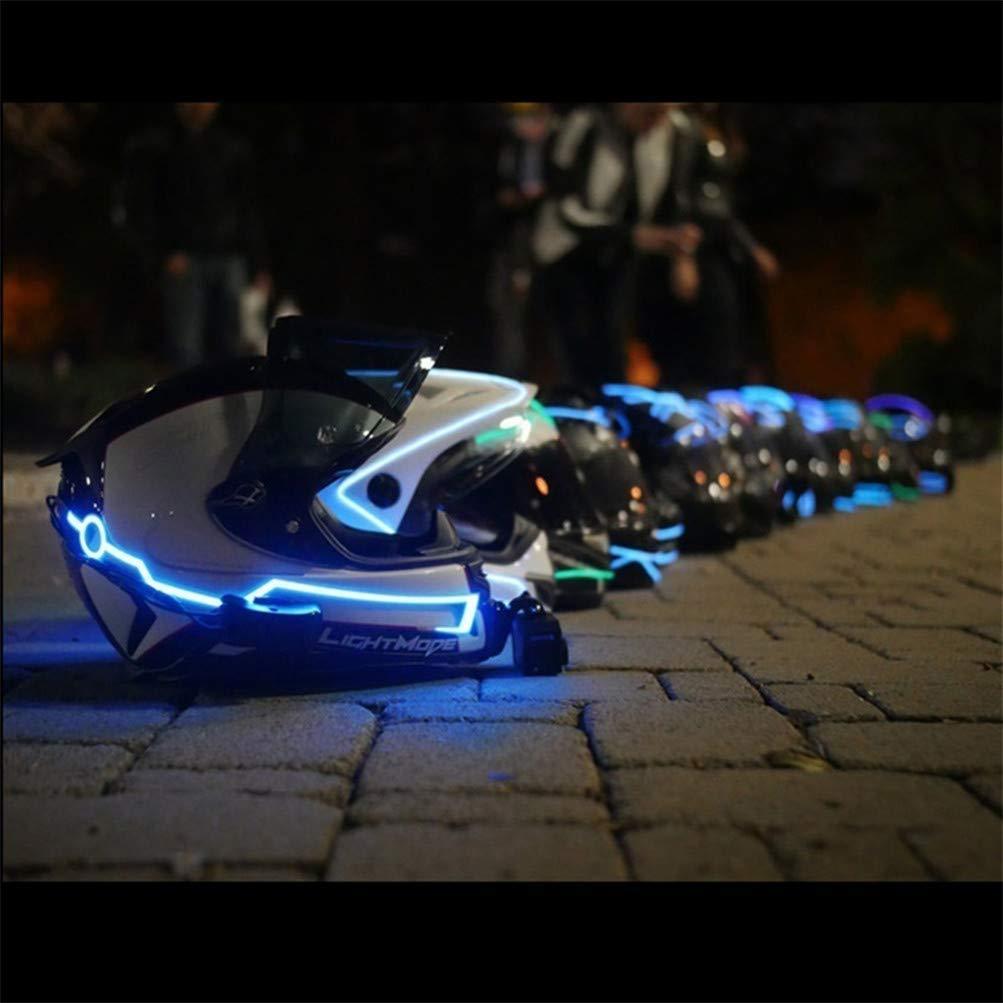 LIU551 Casco Leggero Moto Moda Frossodo Casco Casco Casco Moto Luce Frossoda, Casco Luminoso, Luce Notturna, Luce Arrabbiata,B | Acquista online  | Materiale preferito  | una grande varietà  | Conveniente  | Premio pazzesco, Birmingham  073a79