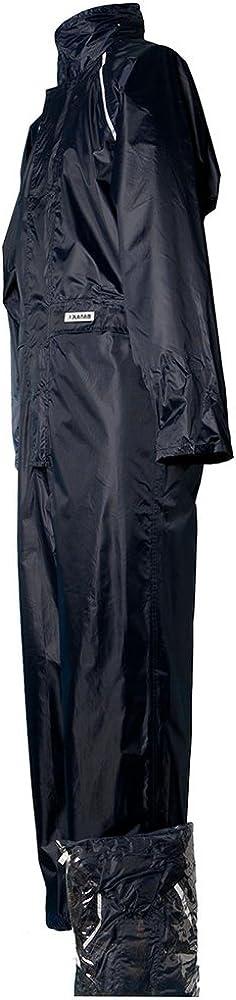 Planam Aqua-Textil Aqua Combinaison de Pluie Bleu Marine