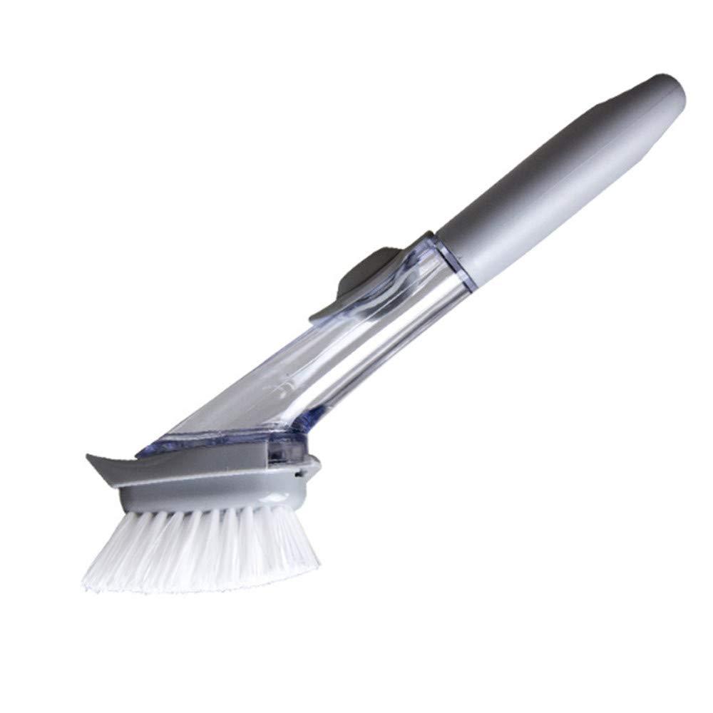 Wagsiyi Plumero Herramienta de Limpieza del Cepillo del pote de la Cocina del Cepillo de la Capilla del Cepillo Cepillo De Polvo: Amazon.es: Hogar