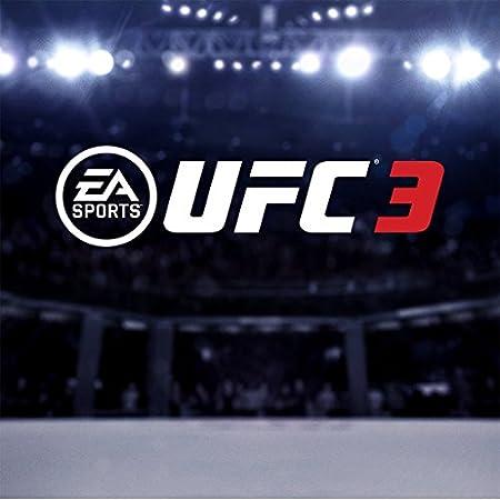 EA SPORTS UFC 3 - PS4 [Digital Code]