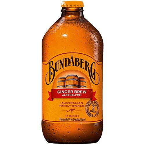 Bundaberg Ginger Beer 375 Ml Pack Of 12 Amazon Co Uk Grocery