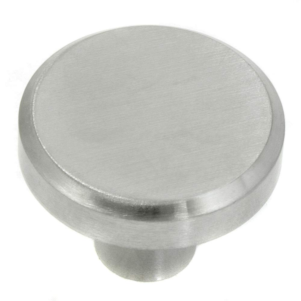 Stainless Steel MNG Hardware 88908 Brickell Cabinet Hardware