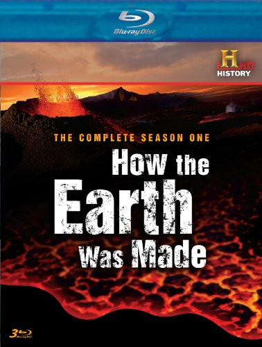 How The Earth Was Made: The Complete Season 1 [Blu-ray]