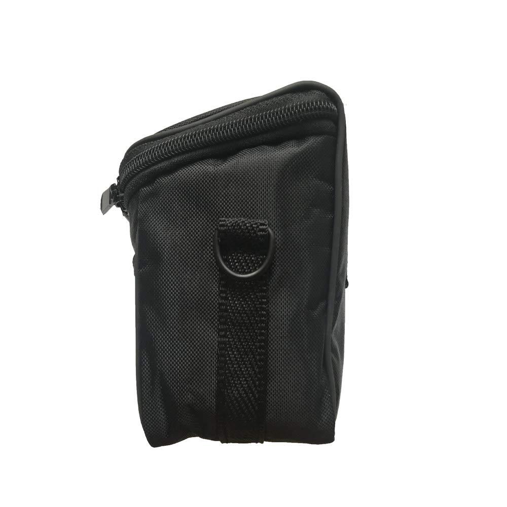 Bridge Camera Case Bag For Canon Powershot SX430 Nikon B500 Kodak PIXPRO AZ252 Kodak PIXPRO AZ401-Black