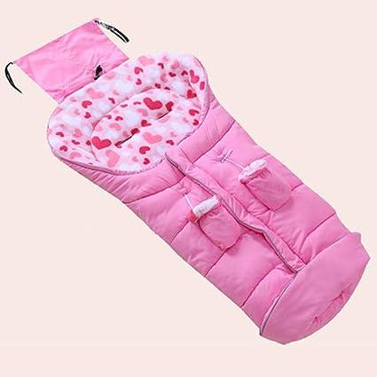 AA-SS-Baby Wrap Saco de Dormir 2.5 TOG Unisex Sleep Bag, Blanco