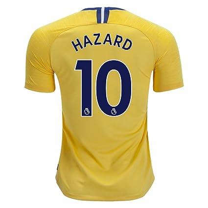 Amazon.com: North-V Hazard Chelsea 2018-2019 - Camiseta para ...