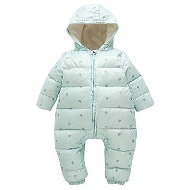 Bebone - Traje de Nieve - para bebé niña: Amazon.es: Ropa y ...