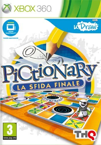 THQ Pictionary Ultimate Edition, Xbox 360 - Juego (Xbox 360): Amazon.es: Videojuegos