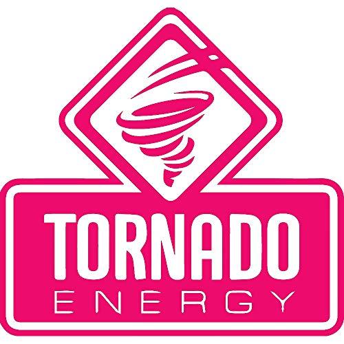 Pink Tornados Art - NBFU DECALS Esports Tornado Energy (Pink) (Set of 2) Premium Waterproof Vinyl Decal Stickers for Laptop Phone Accessory Helmet CAR Window Bumper Mug Tuber Cup Door Wall Decoration
