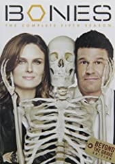 Dr. Temperance Brennan (Emily Deschanel) and Special Agent Seeley Booth (David Boreanaz) are back for more mystery, murder, and mayhem in the fifth season of Bones. Relying on Brennan's unparalleled scientific abilities and Booth's street-wis...