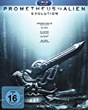 Prometheus to Alien: Evolution [Alemania] [Blu-ray]