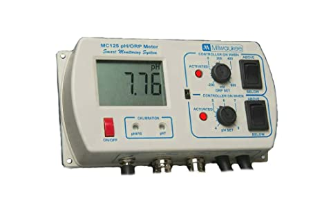 milwaukee mc122 ph controller with mounting kit, 0 0 to 14 0 ph,image unavailable image not available for color milwaukee mc122 ph controller