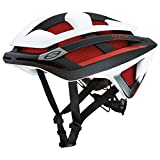Cheap Smith Optics Overtake Adult Off-Road Cycling Helmet – Matte Red Max / Small