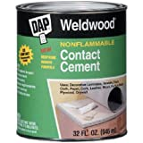 Dap 25336 Weldwood Non-Flammable Contact Cement, Gallon