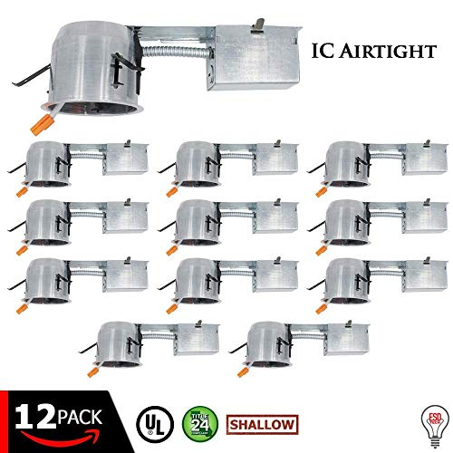 Shallow Housing Led Recessed Lighting in US - 1