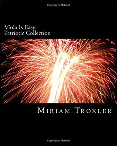 Book Viola Is Easy: Patriotic Collection: Volume 2 (Music Is Easy)